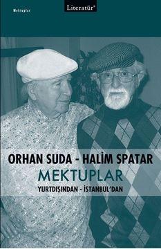Orhan Suda-Halim Spatar MEKTUPLAR resmi