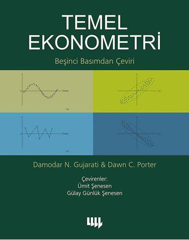 Temel Ekonometri 5. Basımdan Çeviri için detaylar