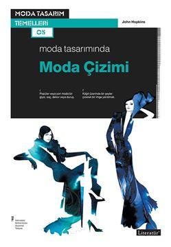 Moda Tasarımında Moda Çizimi resmi