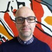 Yazar resmi Graeme Brooker