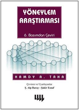 Yöneylem Araştırması 6. Basım'dan Çeviri (Karton Kapak) resmi