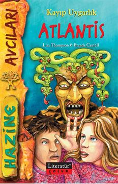 Kayıp Uygarlık Atlantis resmi