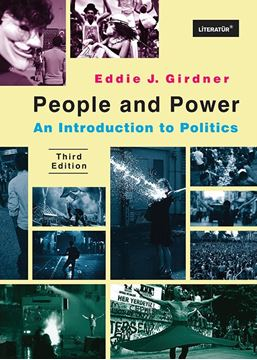 People And Power : An Introduction to Politics Third Edition resmi
