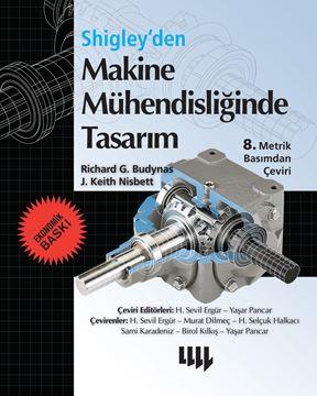 Shigley'den Makine Mühendisliğinde Tasarım (Ekonomik Baskı) resmi
