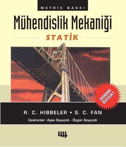 Mühendislik Mekaniği- Statik (Ekonomik Baskı) için detaylar