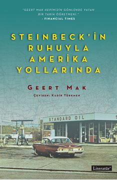 Steinbeck'in Ruhuyla Amerika Yollarında resmi