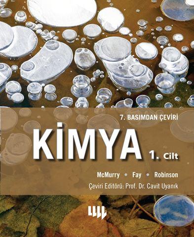Kimya 7. Basımdan Çeviri 1. Cilt için detaylar