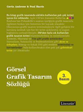 Görsel Grafik Tasarım Sözlüğü 3.Basım resmi