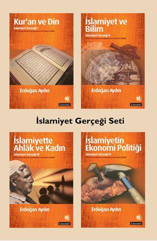 İslamiyet Gerçeği Seti  (4 Kitap) için detaylar