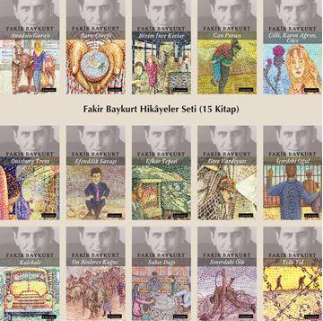 Fakir Baykurt Hikâyeler Seti (15 Kitap) resmi