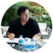 Yazar resmi Ahmet Kürklü
