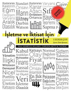 İşletme ve İktisat için İstatistik  8. Basımdan Çeviri (Ekonomik Baskı) resmi