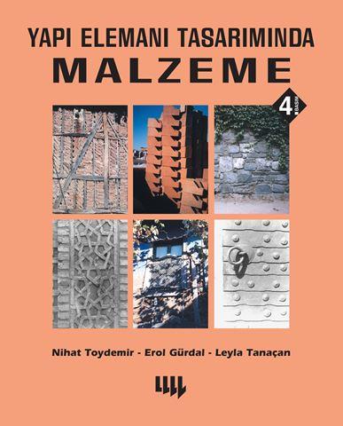 Yapı Elemanı Tasarımında Malzeme  4. Basım için detaylar