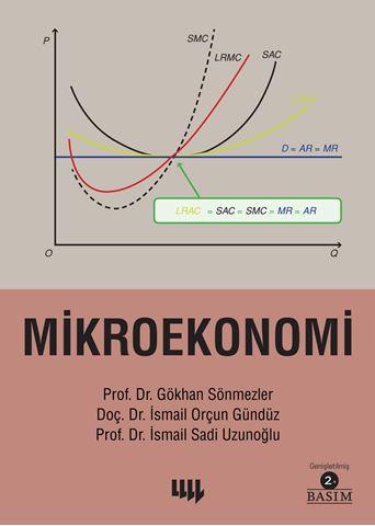 MikroEkonomi Genişletilmiş 2. Basım için detaylar