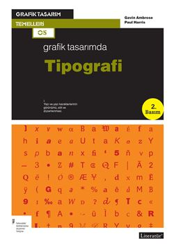 Grafik Tasarımda Tipografi resmi