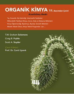 Organik Kimya  11.Basımdan Çeviri (Kısaltılmış Baskı) resmi