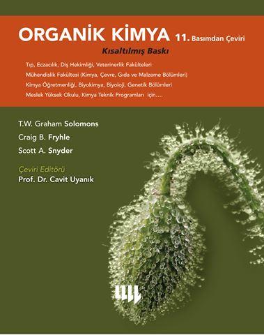 Organik Kimya  11.Basımdan Çeviri (Kısaltılmış Baskı) için detaylar