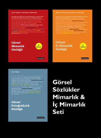 Görsel Sözlükler Mimarlık & İç Mimarlık Seti (3 Kitap) için detaylar