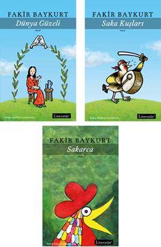 Fakir Baykurt Çocuk Kitapları Seti (3 Kitap) resmi