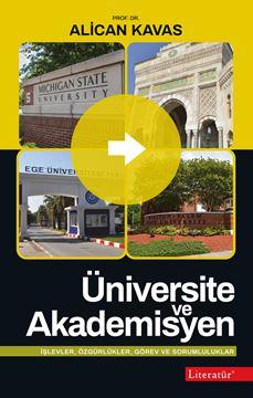 Üniversite ve Akademisyen resmi