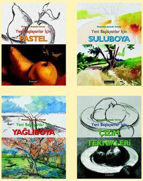 Yeni Başlayanlar İçin Sanat Dizisi Seti (4 Kitap) resmi